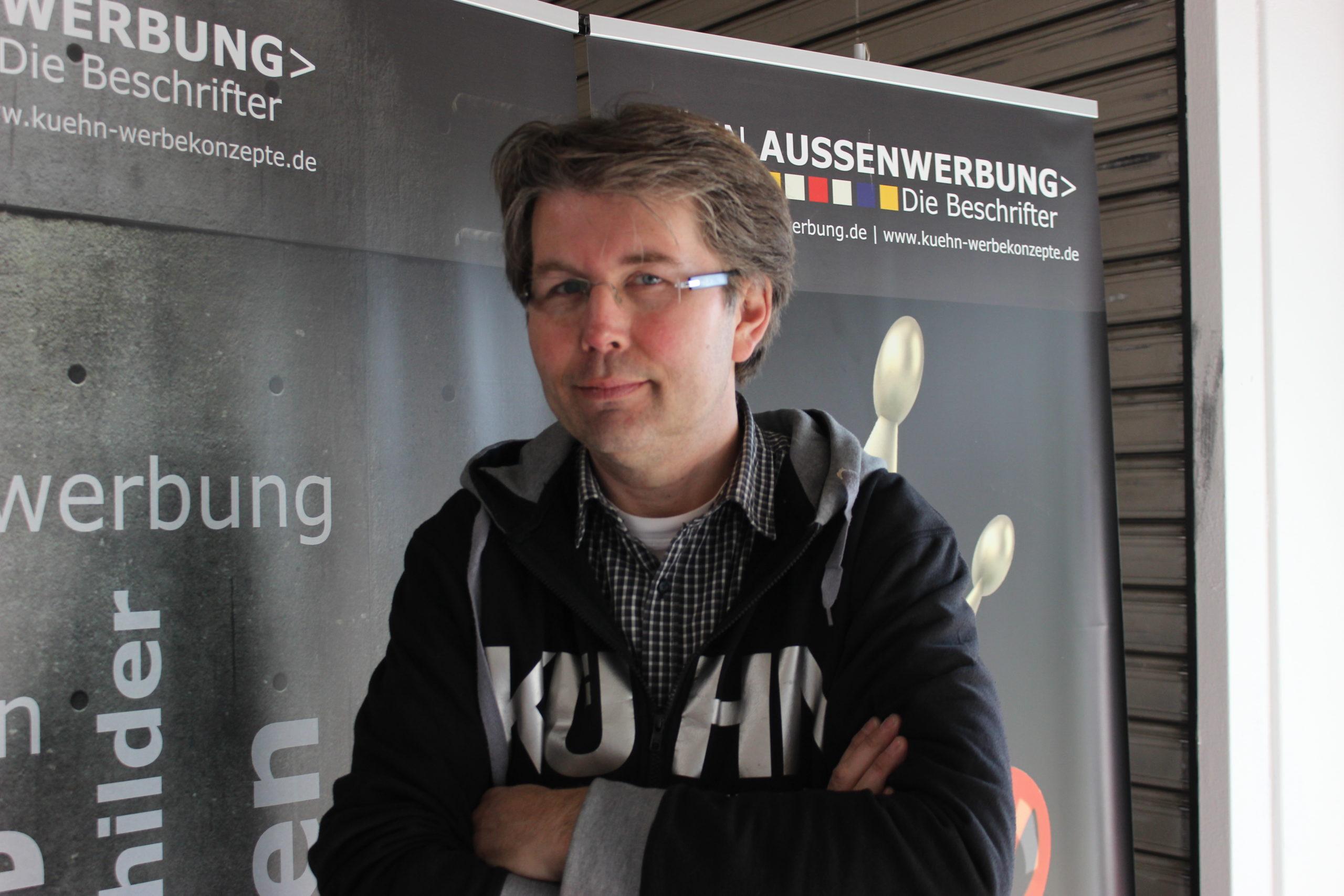 Jörg Kühn Heidelberg Werbetechnik