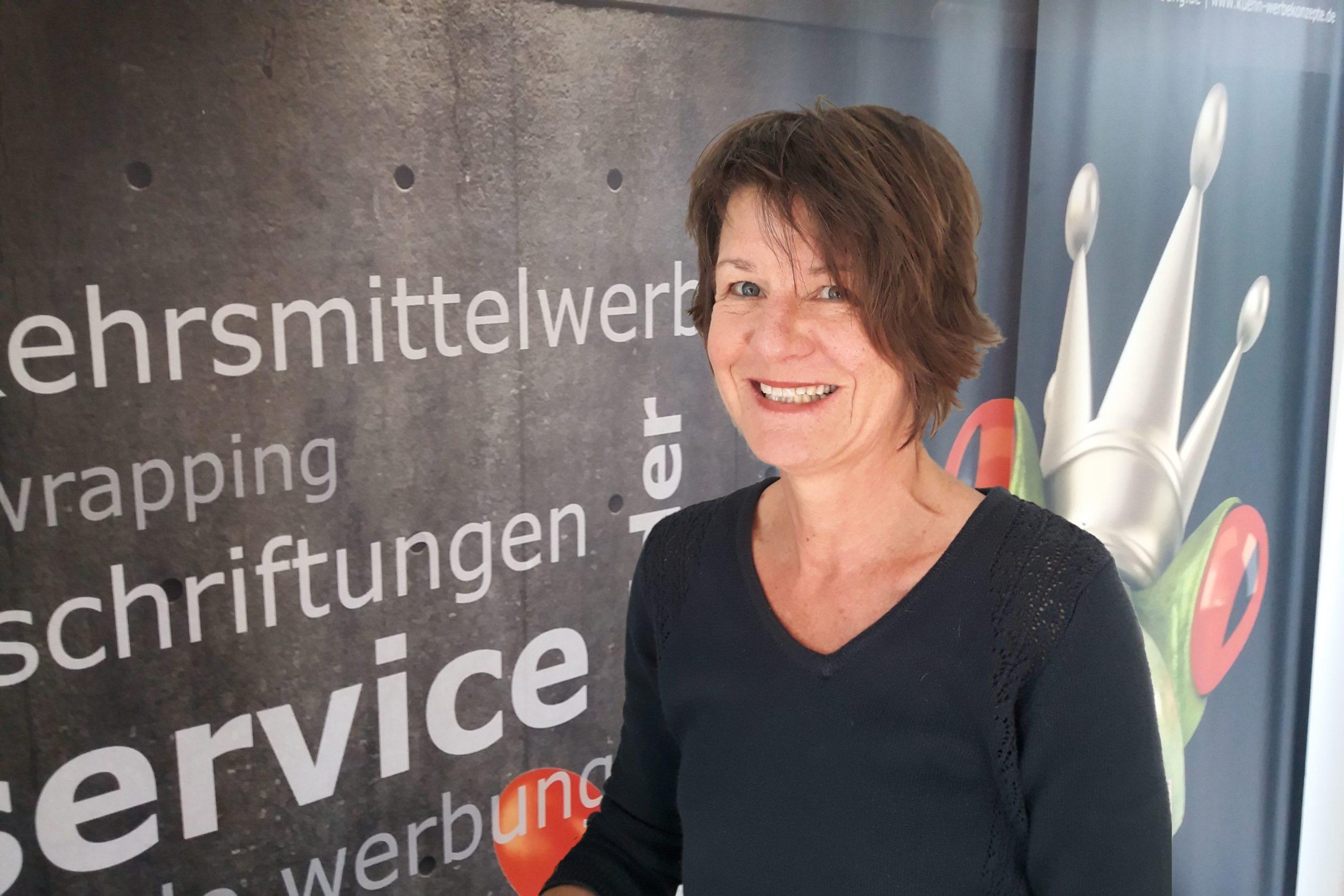 Sabine Kühn Heidelberg Kühn Aussenwerbung